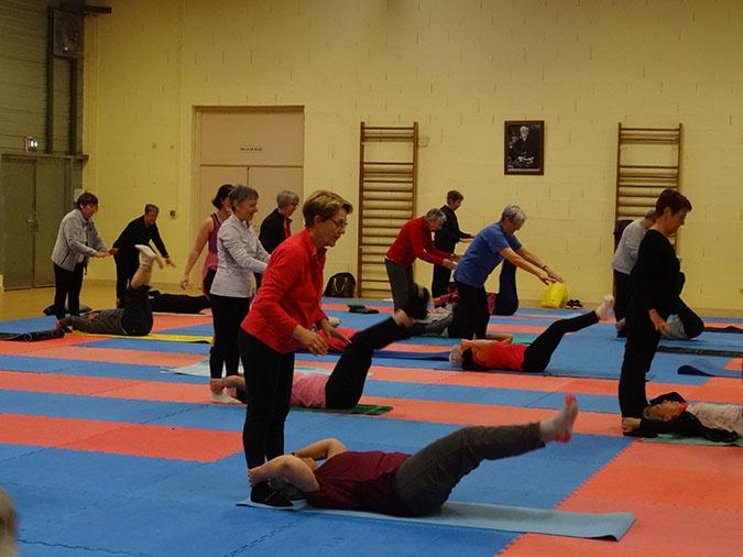 Gym entretien CSDMA53