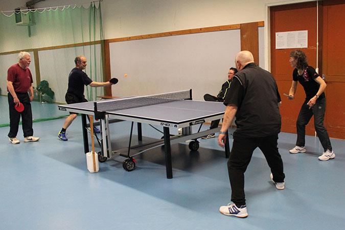 Tennis de table CSDMA53
