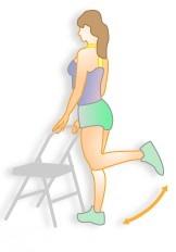activité gym sur chaise CSDMA53